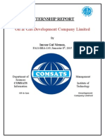 Ogdcl HR Report