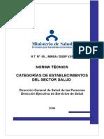 Normas Tecnicas de Salud.doc
