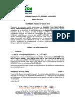 Calificacion Invitacion Fmc