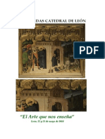 IV Jornadas Catedral de León Cv