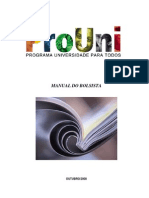 Manual do Bolsista Pro Uni