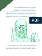 La Primera Vez Que Vi a Umberto Eco Estaba Matriculado en El Segundo Curso de Filosofía en La Universidad de Bolonia en 1975