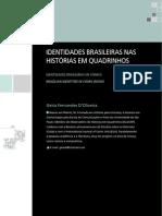 Identidades Brasileiras Nas Hqs