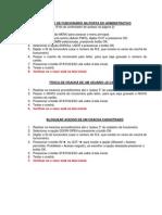 Manual Porta ADM