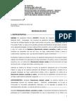 Sentencia de vista en Remuneraciones - OBSERVACIÓN FUNDADA -Sentencia Nula e Inubsistente