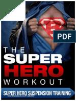 SUPERHERO Suspension Training Manual