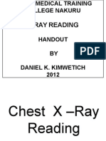 XRAY READING.ppt