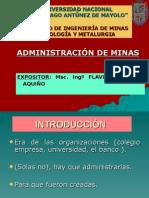 EXPOSICIÓN-ADMINISTRACIÓN