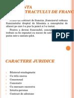 Avantajele Si Dezavantajele Francizei