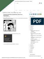 Gosta de Desenhar Quadrinhos_ Dez Livros Importantes