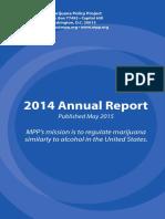 MPP's Annual Report
