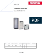 1.3FMZ5000 Manual de Detección de Incendios y Operación Del Panel de Control de Extinción (1)