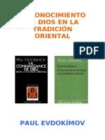 Evdokimov Paul El Conocimiento de Dios en La Tradicion Oriental