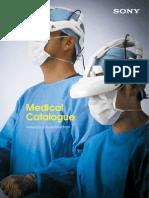 Sony Medical Catalogue