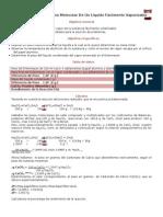 Informe Lab. No.4 Quimica Determinacion Del Peso Molecular de Un Liquido Facilmente Vaporizable