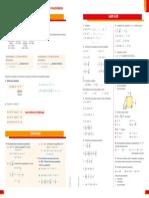 Casos Notáveis da Multiplicação de Polinómios