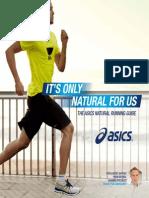 Asics 210x210 Natural Running g