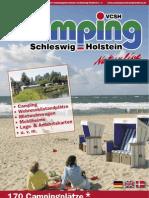 Camping in Schleswig-Holstein