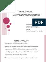 Three Wars