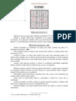 About Sudoku