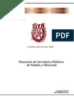 Directorio IPN