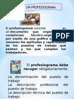 Profesiograma