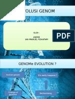 evolusi genom .pptx
