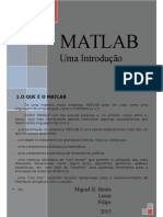 MATLAB-TextoW