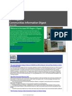 EPA Region 7 Communities Information Digest - May 22, 2015