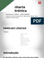 Seminário - Famílias Lógicas