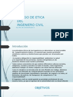 codigo de etica ingenieria civil