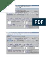 pantalla registro siaf
