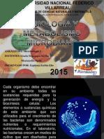 Fisiologia y Metabolismo Microbiano - Elio Espinoza Farfan