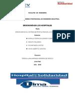 Trabajo de Investigacion de Ergonomia sobre hospitales de la solidaridad
