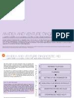 Idea and Venture Diagnostic Aid