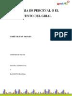 De Troyes Chretien-Historia de Perceval O El Cuento Del Grial