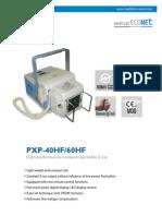 X-ray PXP-40&60HF