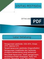 Toksisitas Pestisida Ppt (Materi 5)