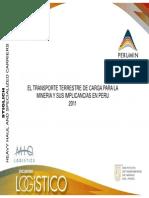 TRANSP CARGA PARA MINERIA Y SU EFECTO PERU.pdf