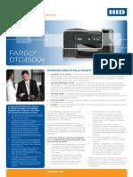 Impresora FARGO DTC4500E ID SMART TECH http://www.fargomexico.idsmarttech.com/