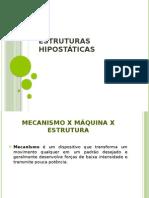 Estruturas Hipostáticas
