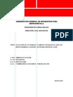 Determinación de La Socavacion General Del Rio CAPEO