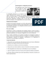 Ortopantomografía o Radiografia Panorámica