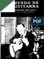 Mundo de La Guitarra Nº 5