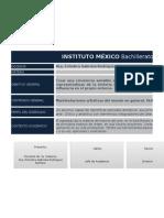 Planeacion Didactica para la materia de Historia Del Arte Erendira Gabriela