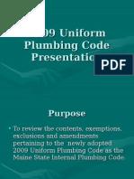2009 UPC Presentation.ppt