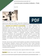 Manual de Prim...Tos Mutilados – Parte I
