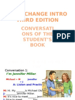 Inter Conversation Inro U-1