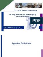 Agentes Extintores y Ley 19357.pptx