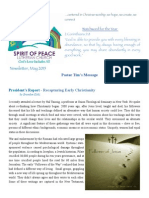 spirit of peace lutheran church newsletter april